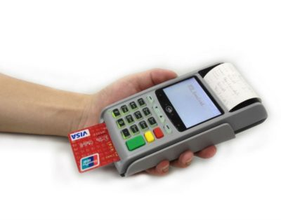 how to connect eftpos machine to pos
