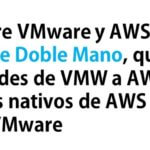 Amazon RDS on VMware