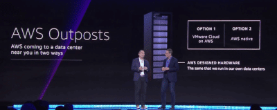 VMware Cloud on AWS Outposts