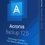Acronis Backup 12.5 Update 4