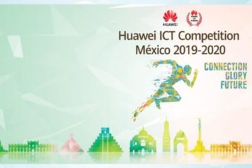 Huawei ICT CompetitionMéxico 2019 – 2020