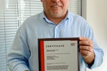 Kaspersky obtiene la ISO Kaspersky obtiene la certificación ISO 27001