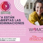 WISECRA anfitriona del TOP Women in Cybersecurity Latin America 2021